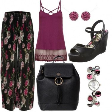 Outfit Boho Chic
