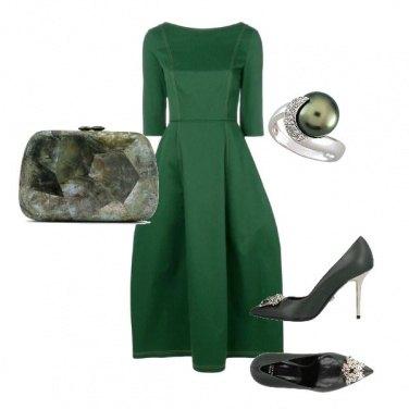 Outfit Sobria cerimonia
