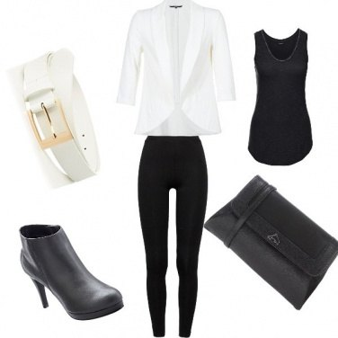 Outfit Urban #3067