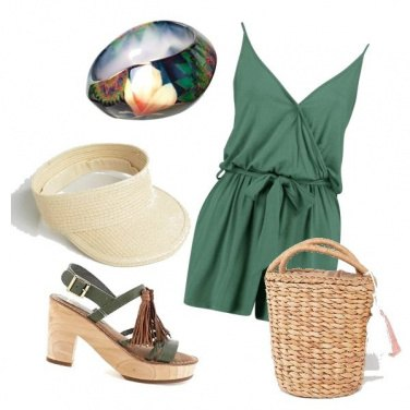 Outfit Gently jungle