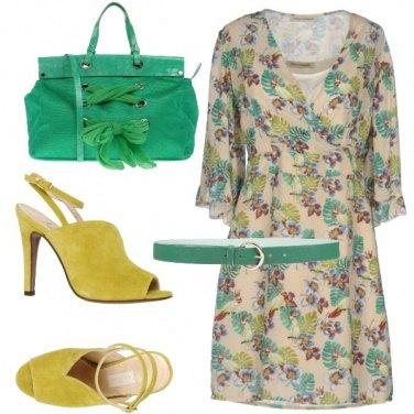 Outfit Romantica e fru fru