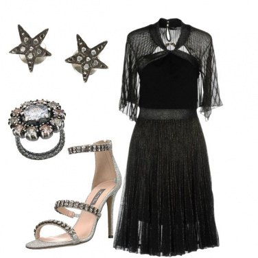 Outfit Eleganza in pietre dure