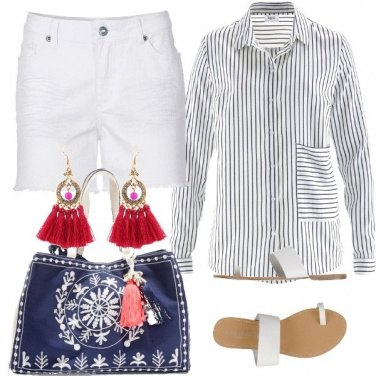 Outfit Leggere in vacanza