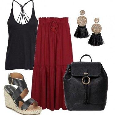 Outfit Gitana