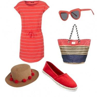 Outfit Per la spiaggia