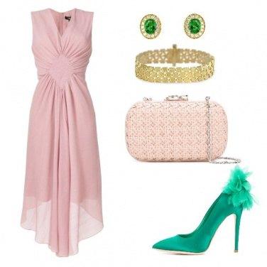 Outfit Matrimonio reale