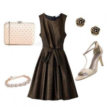 Outfit Cerimonia bon ton