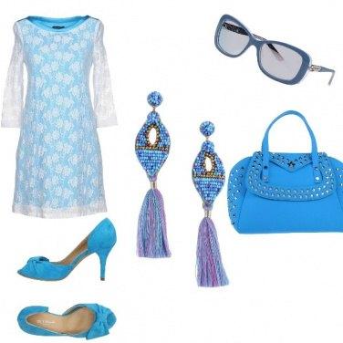 Outfit Aspettando il principe azzurro