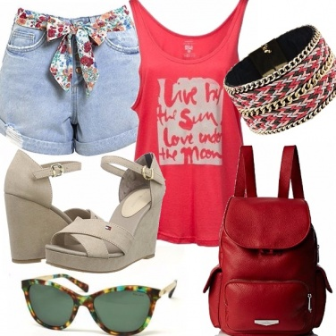 Outfit So shorts
