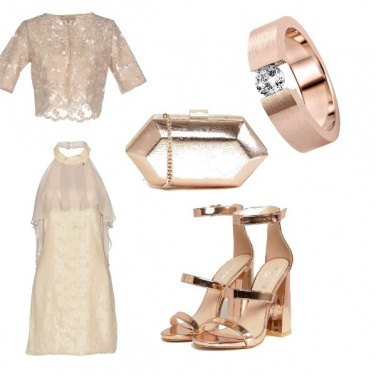 Outfit Look gioiello