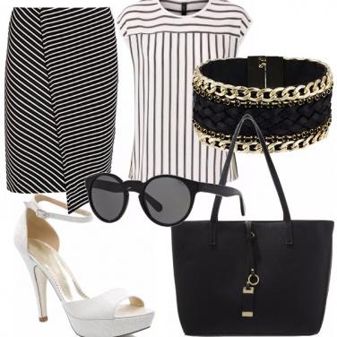 Outfit Orizzontali e verticali