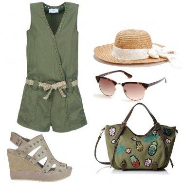 Outfit Passeggiata al lungomare