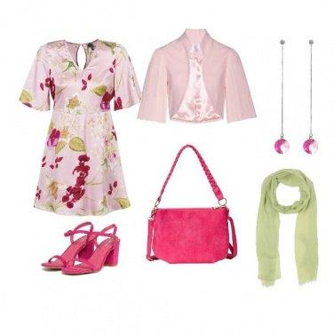Outfit Festa del rosa