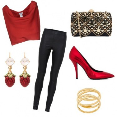 Outfit Chic evening choice