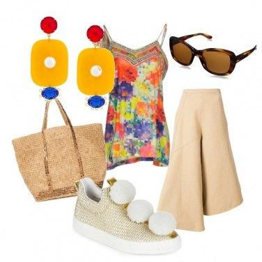 Outfit CMPS L\'estroversa