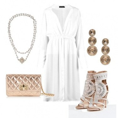 Outfit Il sandalo protagonista