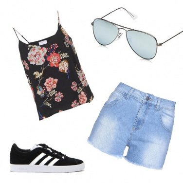 Outfit Basic #8064
