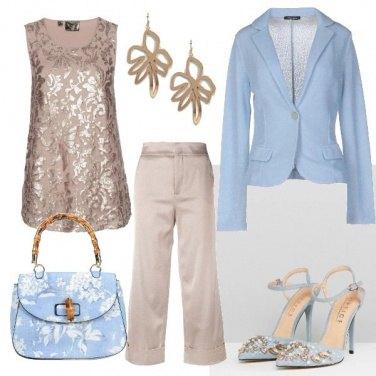 Outfit Pastelli d\'ufficio