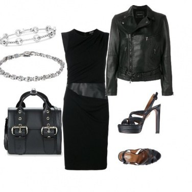 Outfit Nero trendy