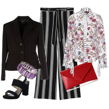 Outfit Urban Flower