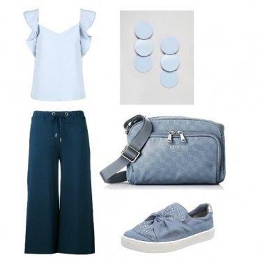 Outfit Passeggiata al parco