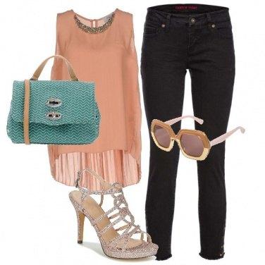 Outfit Sandali gioiello