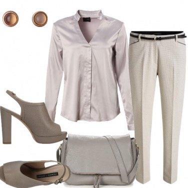 Outfit Scelta di classe
