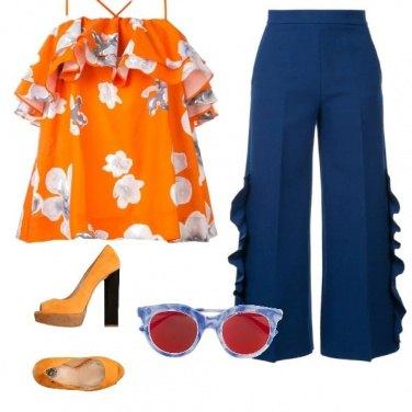 Outfit Orange juice