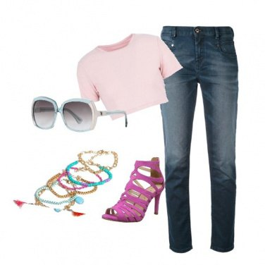 Outfit Denim donna