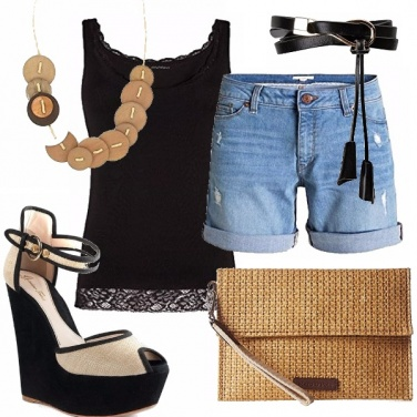 Outfit La zeppa che balla