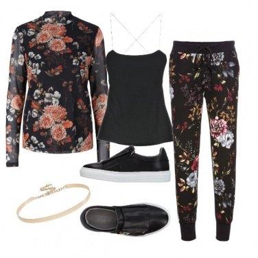 Outfit Comoda ma fashion