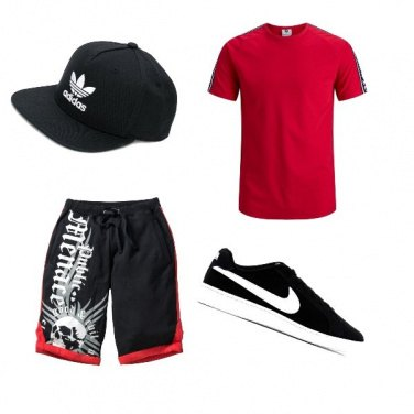Outfit Casual #2334