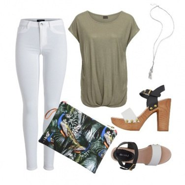 Outfit Gently jungle #2