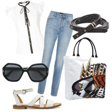 Outfit La borsa