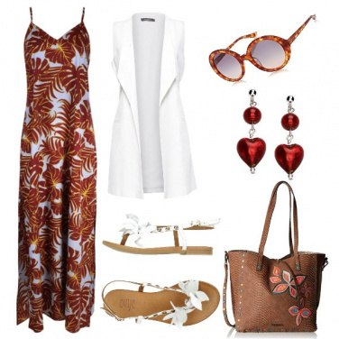 Outfit Prima sera in vacanza