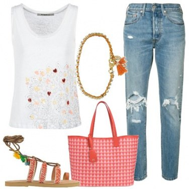 Outfit Mitici jeans
