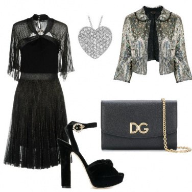 Outfit Luminescente