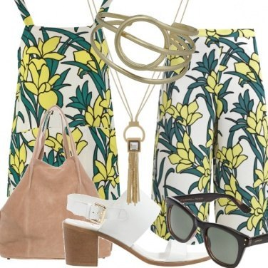 Outfit Daffodils