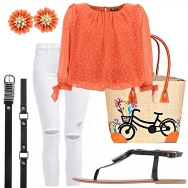 Outfit Passeggiando in bicicletta...