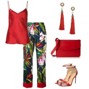 Outfit Chic Jungle