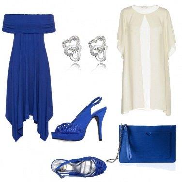 Outfit Cenerentola al ballo