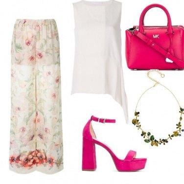Outfit Romantica e briosa