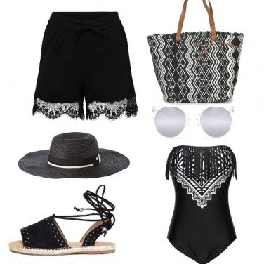 Outfit Etnico #1290