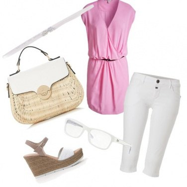 Outfit Sun Pink