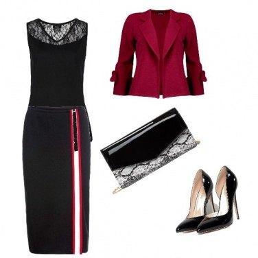 Outfit Riga come un carabiniere