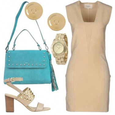 Outfit Glam ufficio