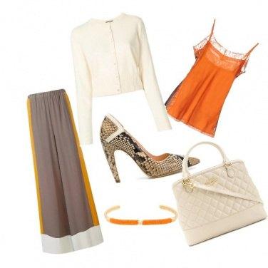 Outfit Serata con suocera