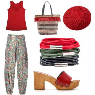 Outfit Etnico #1298