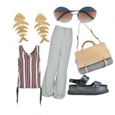 Outfit CMPS Glamest con quel che posso