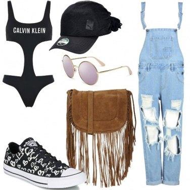 Outfit Urban con il trikini